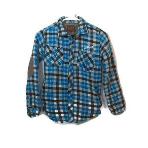 Woolrich Flannel Plaid Cotton Jacket 🍉